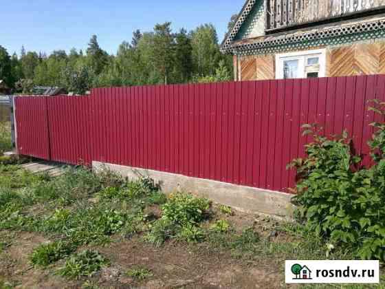 Дача 40 м² на участке 9 сот. Усть-Илимск