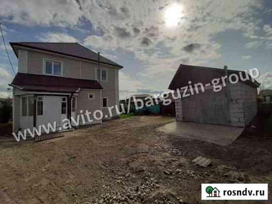 Дом 125 м² на участке 9 сот. Шелехов