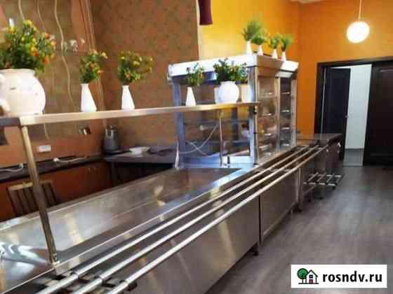 Кафе столовая в аренду без конкурентов в бц 146 кв.м. Москва
