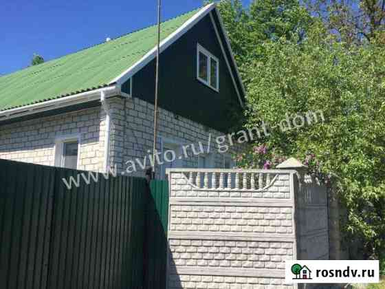 Дом 70 м² на участке 20 сот. Октябрьский