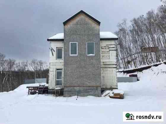 Коттедж 300 м² на участке 10 сот. Петропавловск-Камчатский