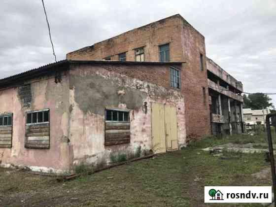 Производственное здание Бийск