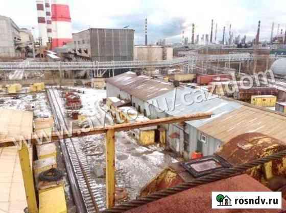 Производственная база 1065.6 кв.м. + Участок 13288 кв.м. Кириши
