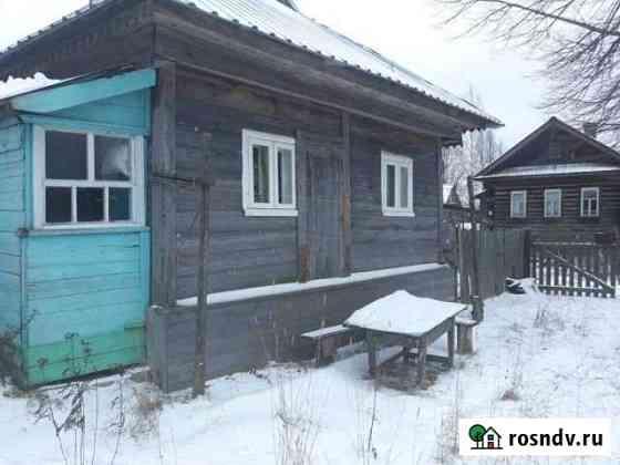 Дом 25 м² на участке 10 сот. Мантурово