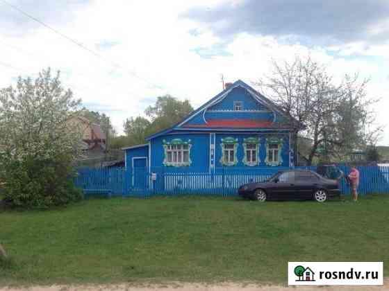 Дом 33.7 м² на участке 8 сот. Никологоры
