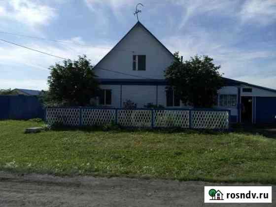 Дом 108 м² на участке 12 сот. Большеречье
