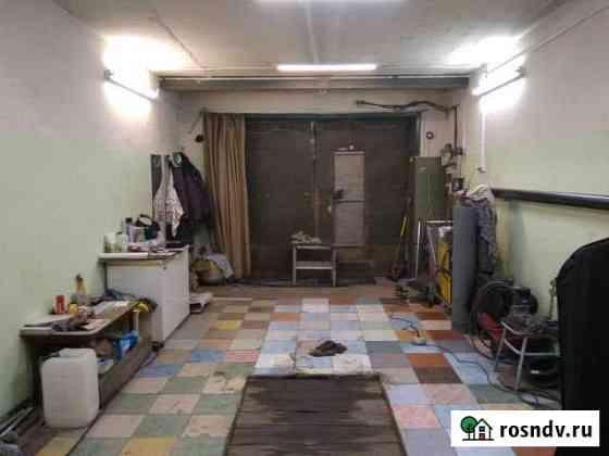 Гараж >30 м² Комсомольск-на-Амуре