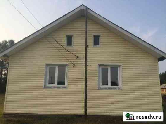 Дом 74.6 м² на участке 14.1 сот. Ижма