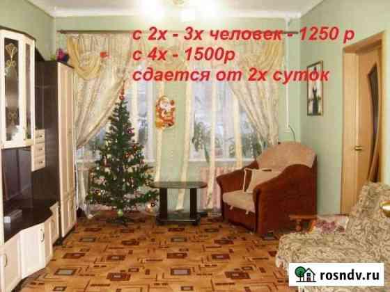 2-комнатная квартира, 50 м², 2/2 эт. Великий Устюг