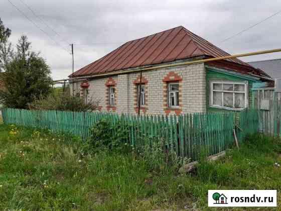 Дом 58 м² на участке 5 сот. Инсар