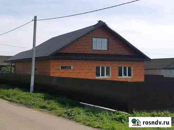Коттедж 170 м² на участке 25 сот. Новошешминск
