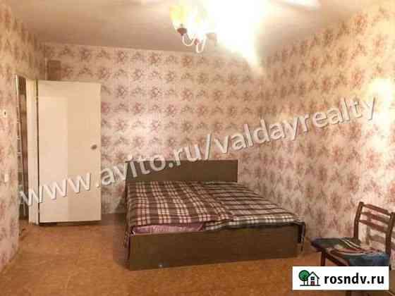 1-комнатная квартира, 40.7 м², 1/5 эт. Валдай