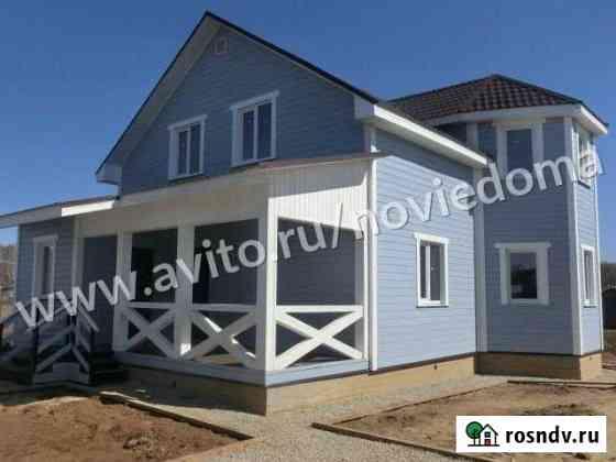 Дом 140 м² на участке 8 сот. Мосрентген