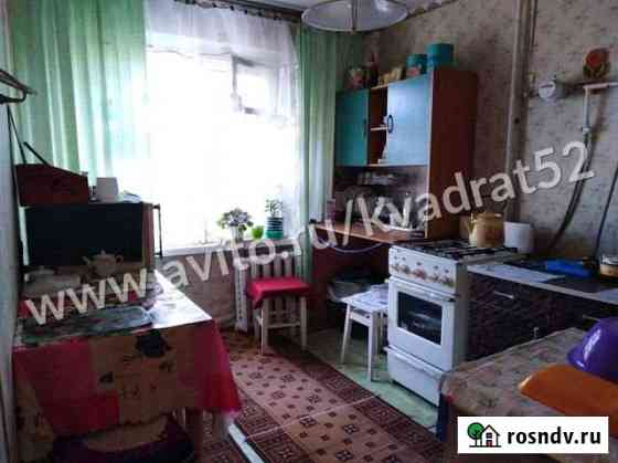 1-комнатная квартира, 32.4 м², 2/3 эт. Кстово