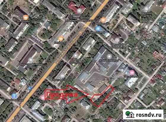 Комплекс зданий 500.6 кв.м. с земельным участком Орёл