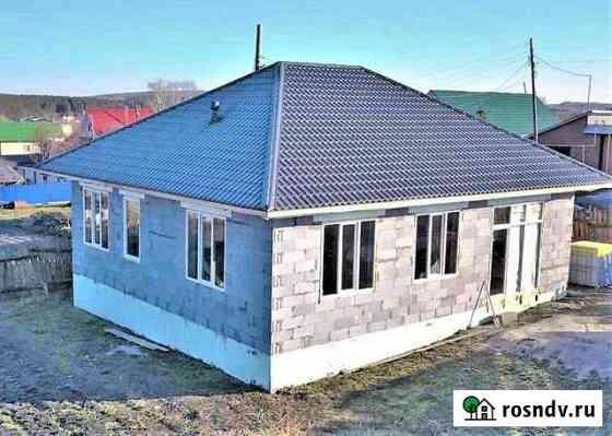 Дом 105 м² на участке 6 сот. Арамиль
