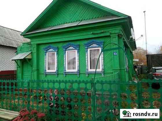 Дом 53 м² на участке 10 сот. Воротынец