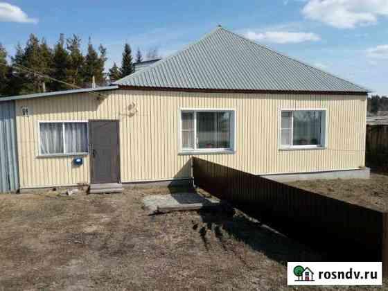 Дом 120 м² на участке 13.5 сот. Сузун