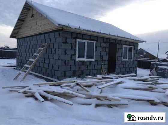 Дом 60 м² на участке 5 сот. Соликамск