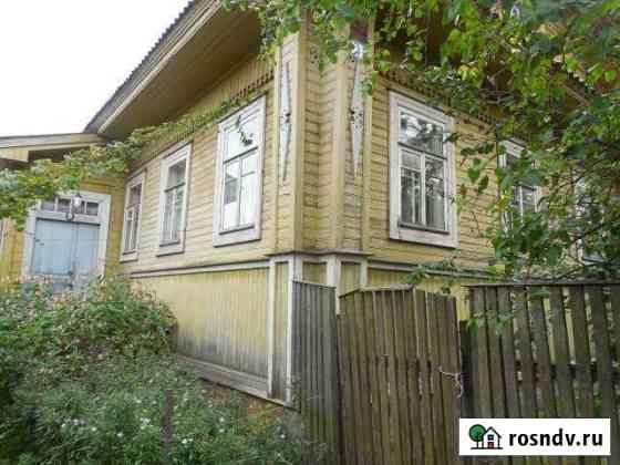 Дом 34 м² на участке 10 сот. Нея