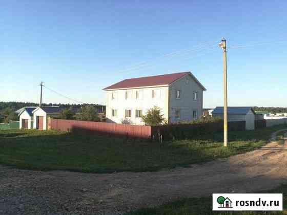 Дом 213.4 м² на участке 10 сот. Богатые Сабы