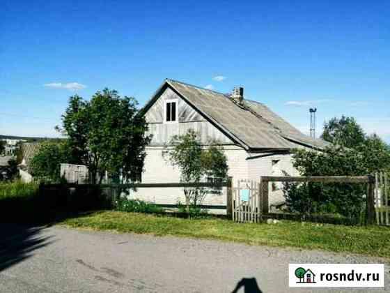 Дом 66 м² на участке 10 сот. Медвежьегорск