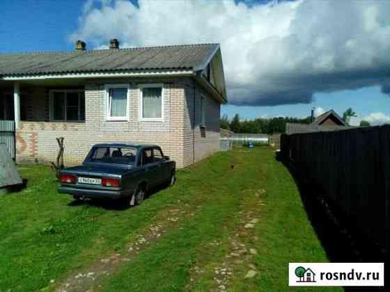 Дом 56 м² на участке 8 сот. Боровичи