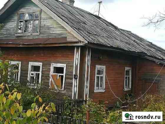 Дом 42 м² на участке 6 сот. Харовск
