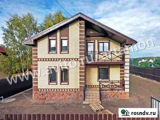 Дом 150 м² на участке 8 сот. Солнечногорск