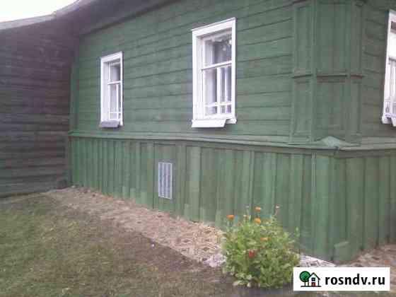 Дом 40 м² на участке 10 сот. Бурмакино