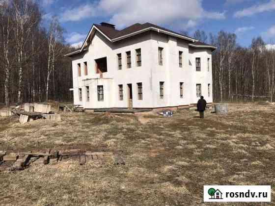 Дом 400 м² на участке 40 сот. Великий Новгород