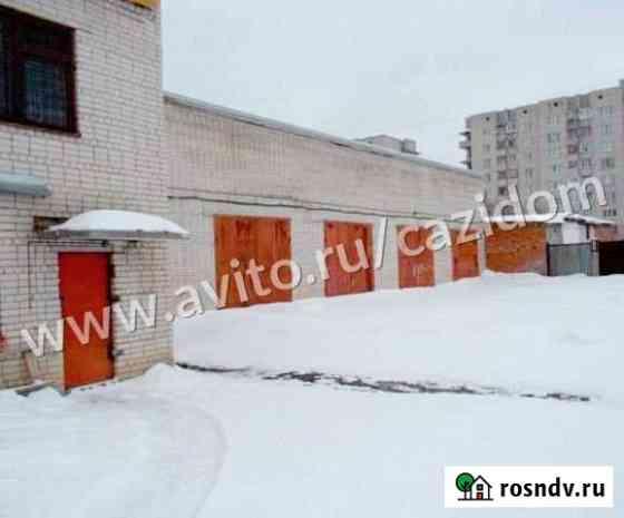 Склад - гараж 657.1 кв.м. + Участок 2121 кв.м. Вологда