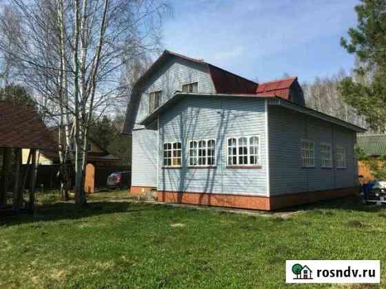 Дача 140 м² на участке 12 сот. Электрогорск