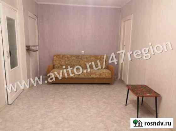 2-комнатная квартира, 42 м², 3/5 эт. Кириши