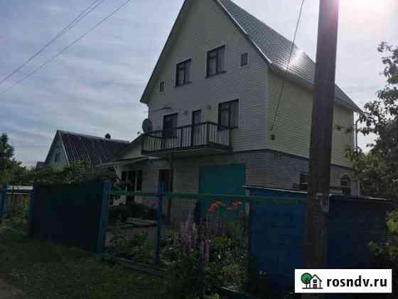Дом 170 м² на участке 12 сот. Дружная Горка