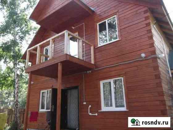Дом 140 м² на участке 8 сот. Шелехов
