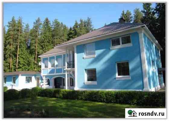 Дом 303.5 м² на участке 19.2 сот. Зеленогорск
