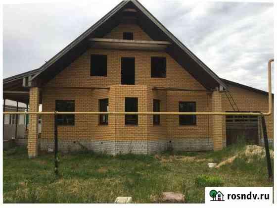 Дом 210 м² на участке 26 сот. Хлевное