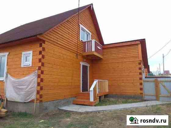 Дом 140 м² на участке 7 сот. Хомутово