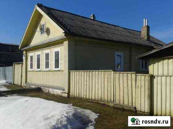 Дом 100 м² на участке 10 сот. Боровичи