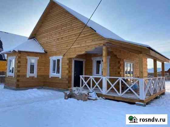 Дом 110 м² на участке 8 сот. Хомутово