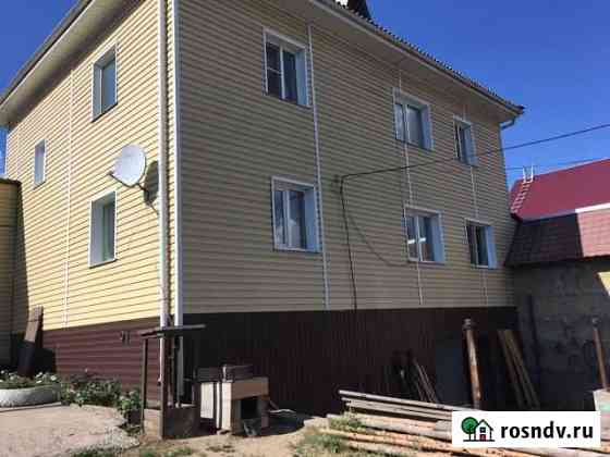Коттедж 300 м² на участке 8 сот. Улан-Удэ