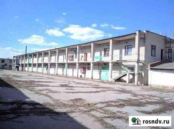 Производственная база с 8 склад.помещ.на уч-ке 2га Острогожск