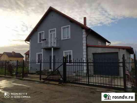 Дом 180 м² на участке 5 сот. Гурьевск