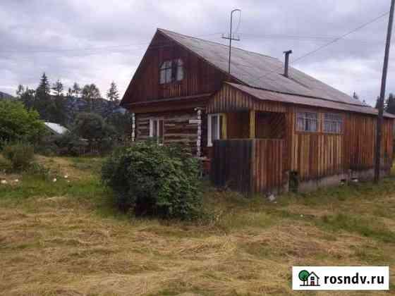 Дом 85 м² на участке 56 сот. Усть-Кокса