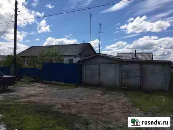 Дом 53 м² на участке 17 сот. Калачинск