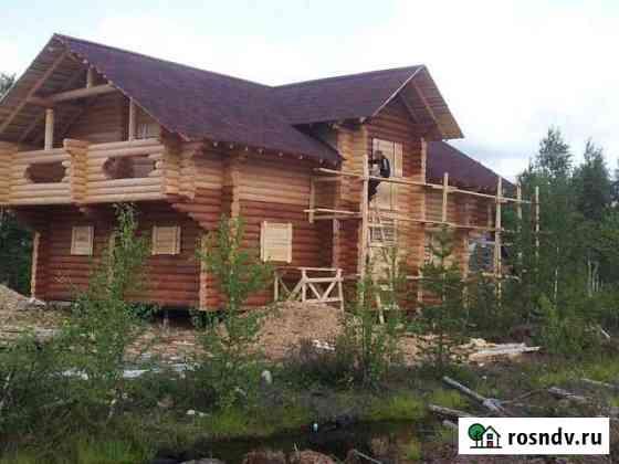 Дом 149 м² на участке 14 сот. Архангельск