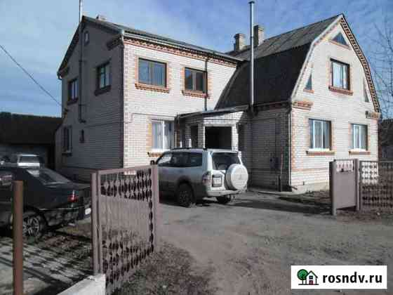 Дом 230 м² на участке 14.5 сот. Красная Гора
