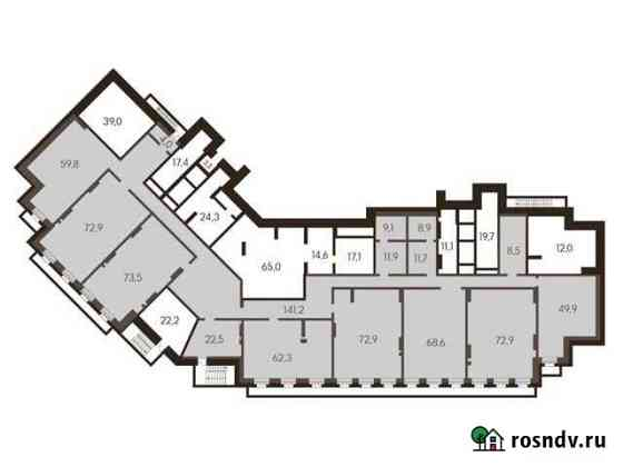 Продам помещение свободного назначения, 784.42 кв.м. Клин