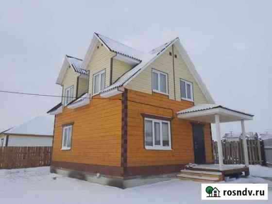 Дом 120 м² на участке 6 сот. Хомутово
